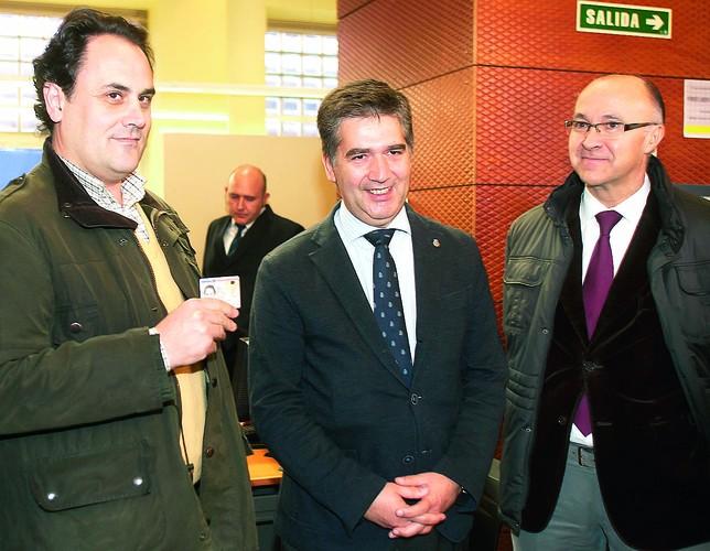Presentación del DNI 3.0 en Palencia.
