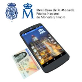 Ejemplo DNIe Ayuntamiento. Abre Google Play