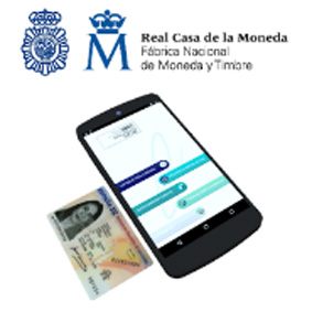 Ejemplo DNIe Portal S. Social. Abre Google Play